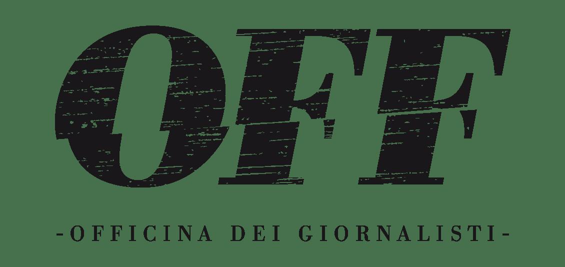 Logo di officina dei giornalisti