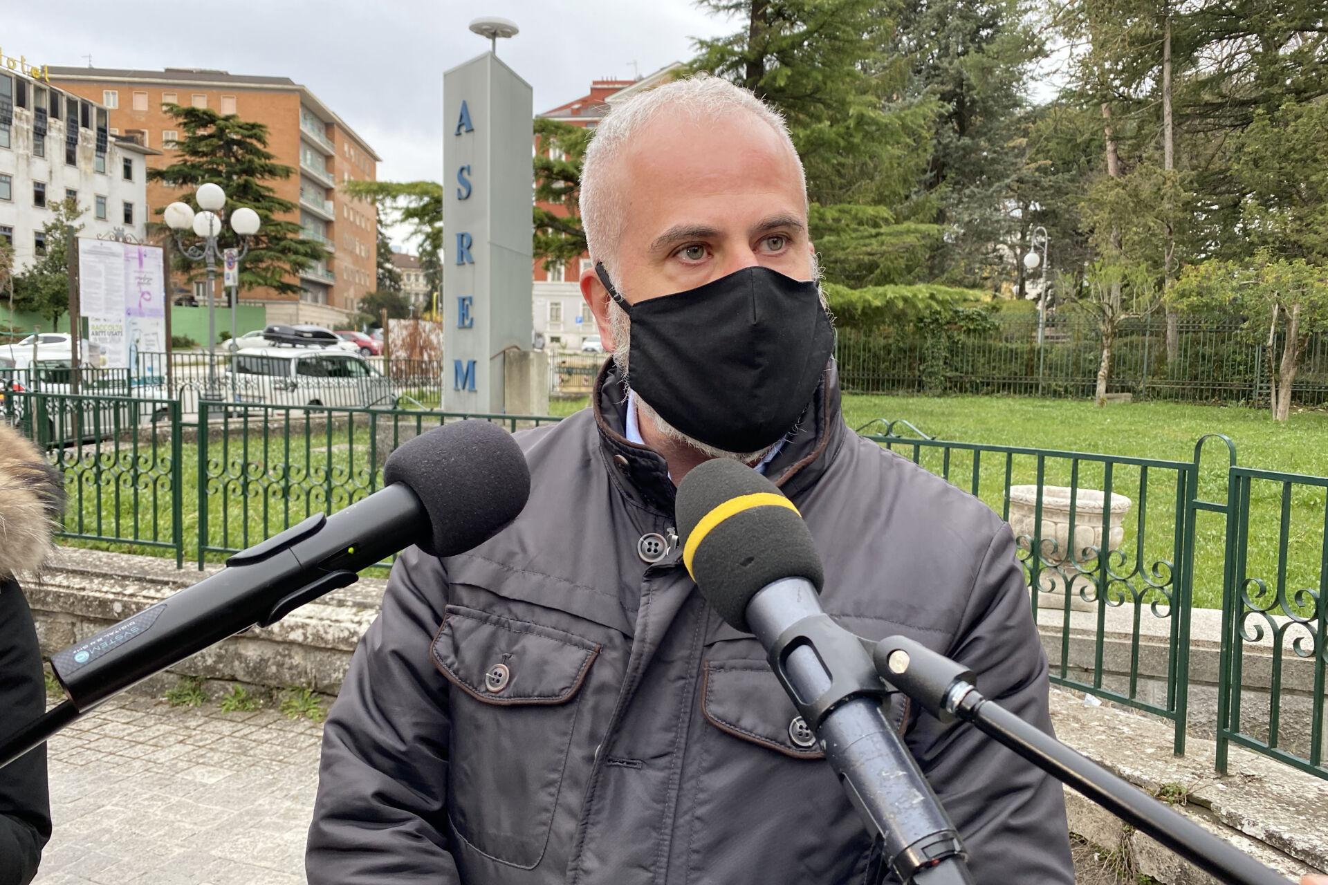 Oreste Florenzano ph.Mariano Faenza